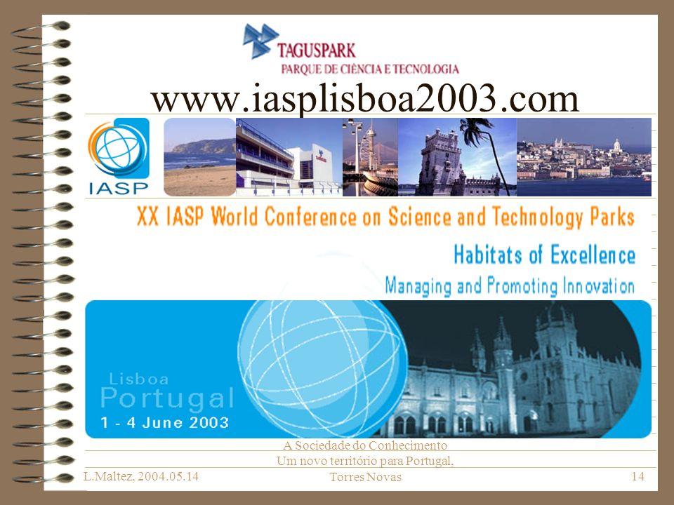 www.iasplisboa2003.com L.Maltez, 2004.05.14.