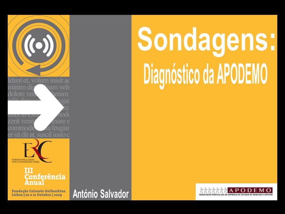 Diagnóstico da APODEMO