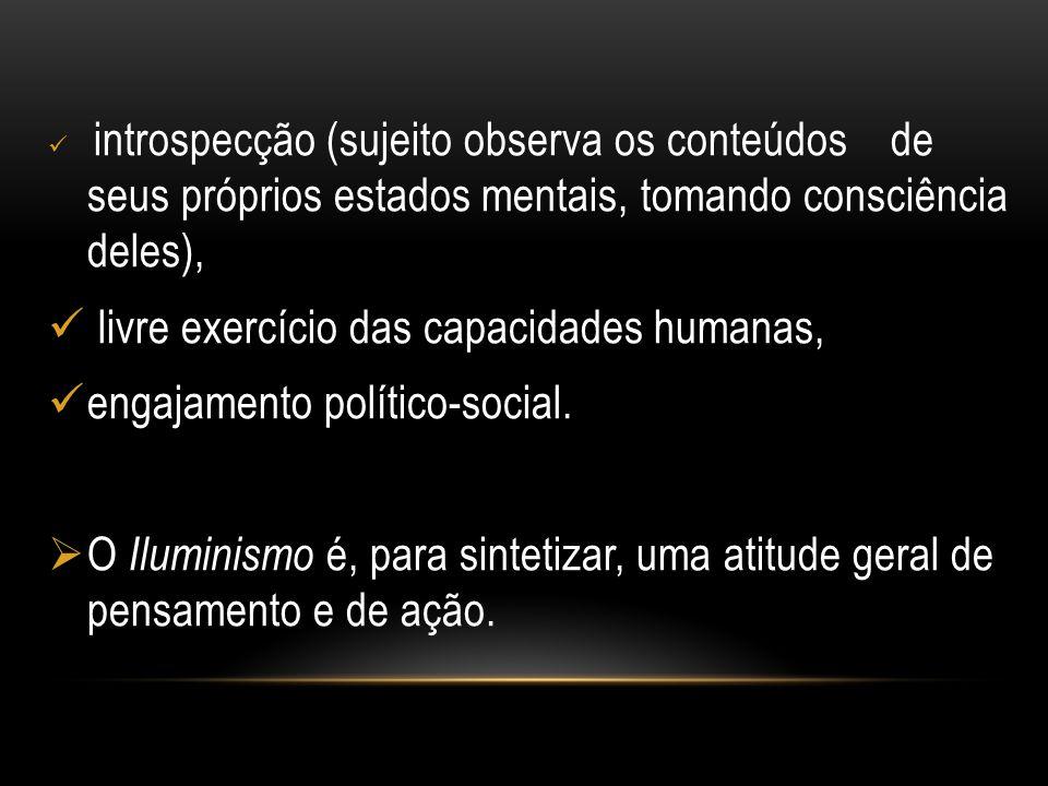 livre exercício das capacidades humanas, engajamento político-social.