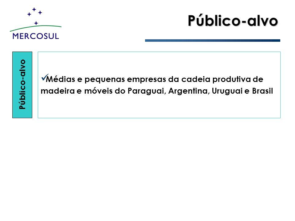 Público-alvo Público-alvo