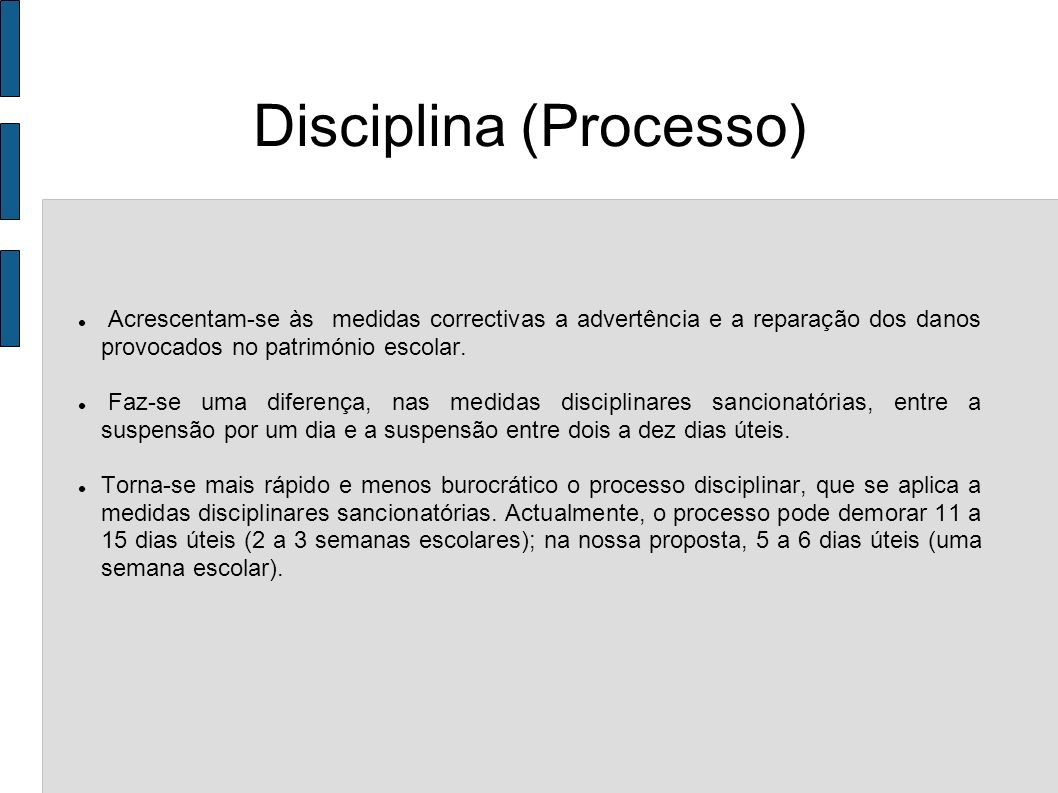 Disciplina (Processo)