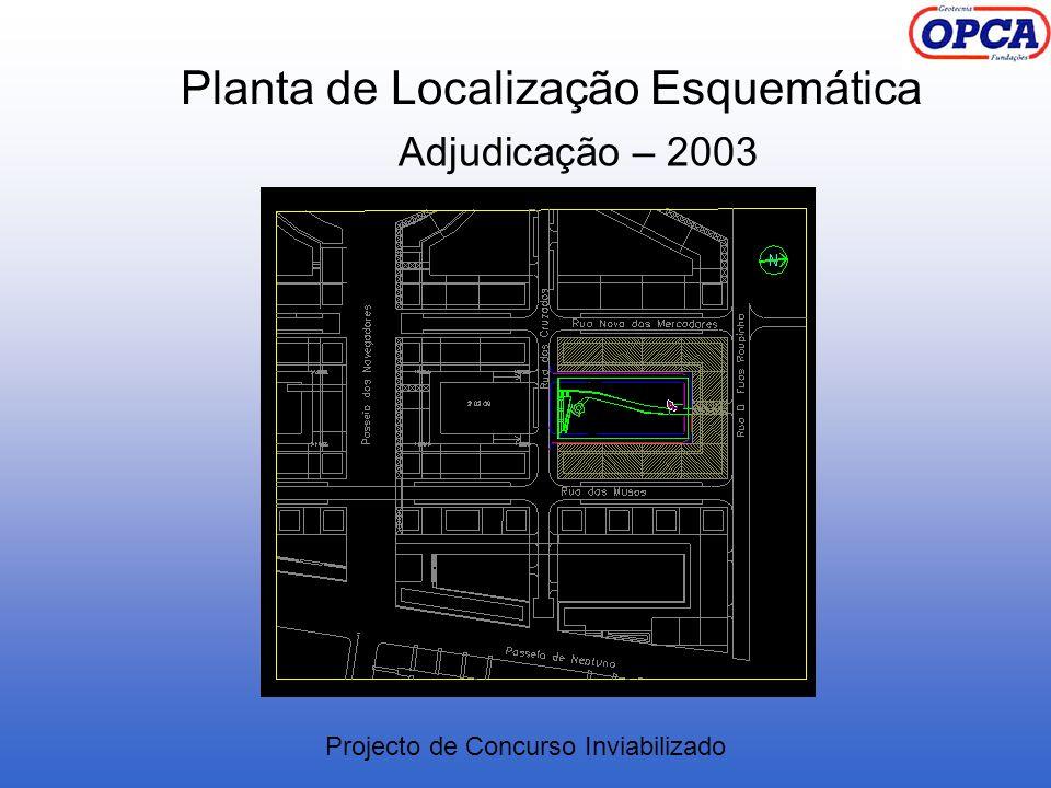 Planta de Localização Esquemática