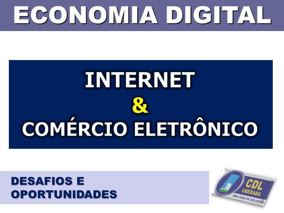 ECONOMIA DIGITAL INTERNET & COMÉRCIO ELETRÔNICO