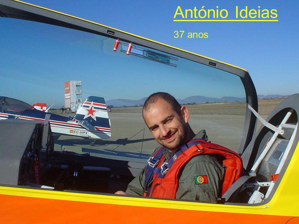 António Ideias 37 anos