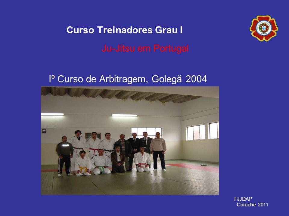 Curso Treinadores Grau I
