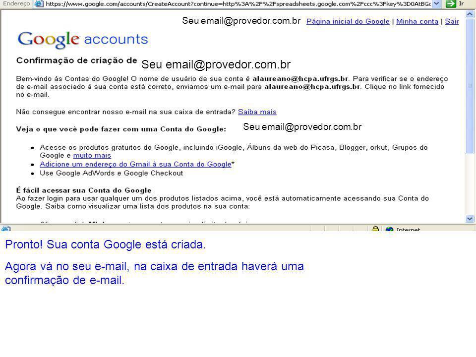 Seu email@provedor.com.br