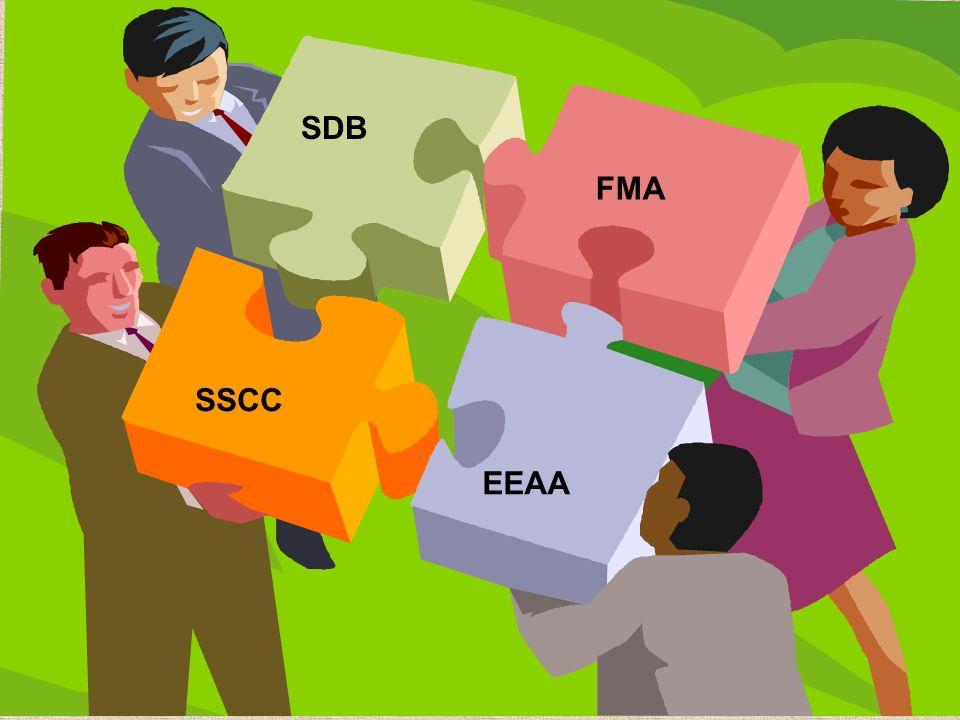 SDB FMA SSCC EEAA