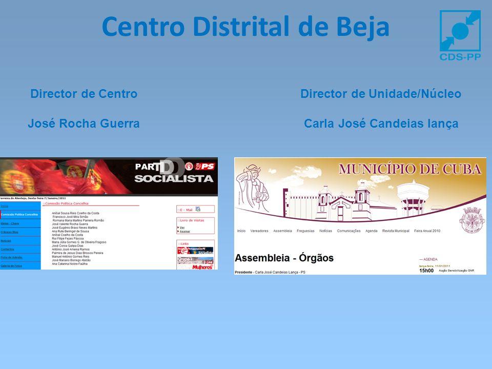 Centro Distrital de Beja