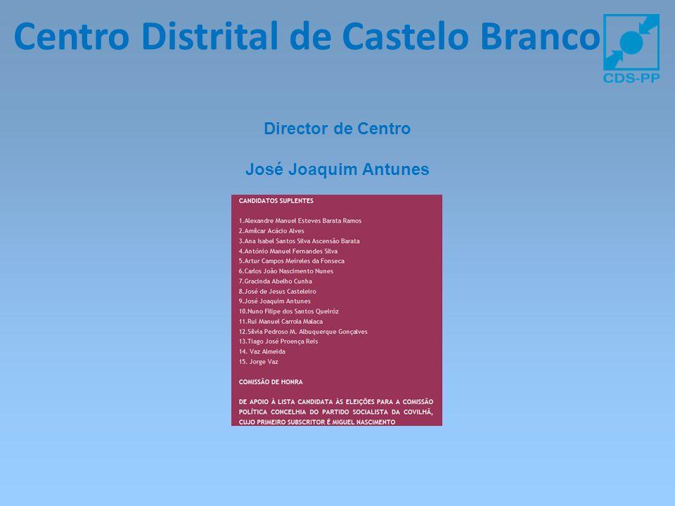 Centro Distrital de Castelo Branco