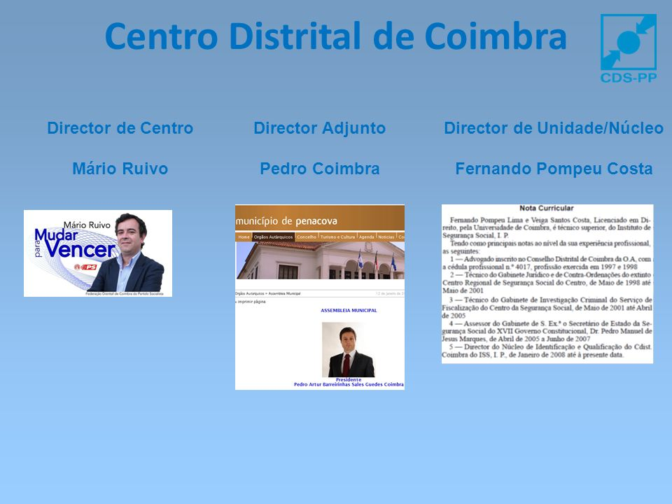 Centro Distrital de Coimbra