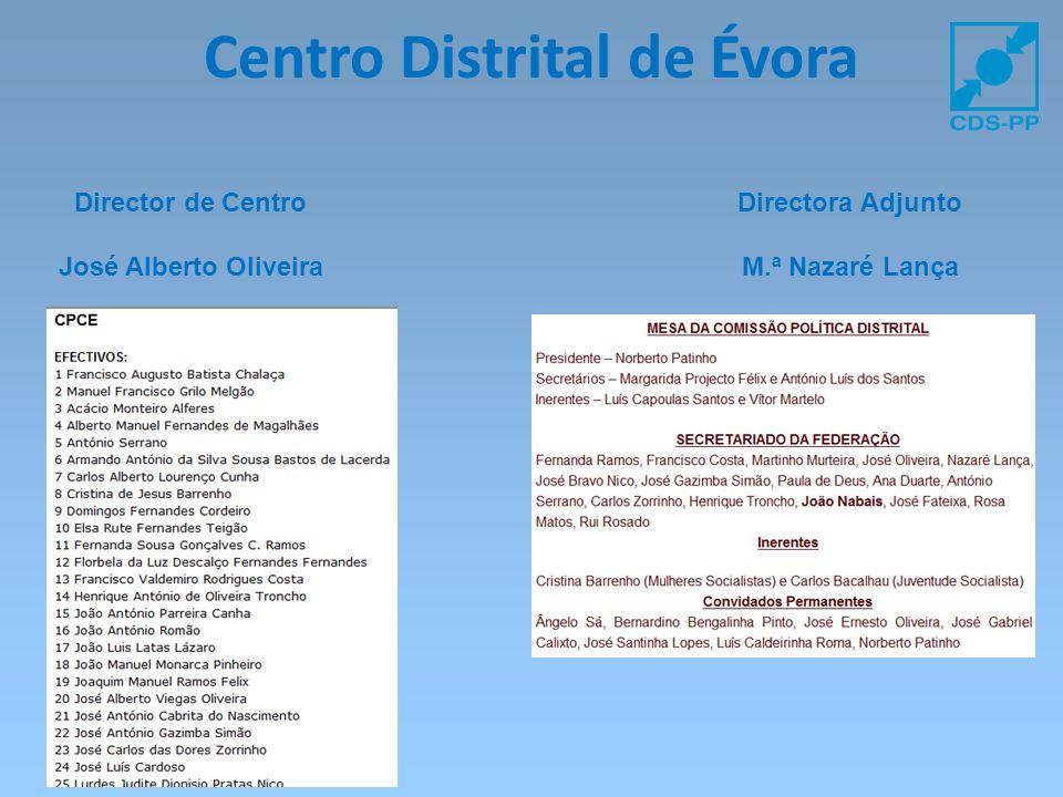 Centro Distrital de Évora