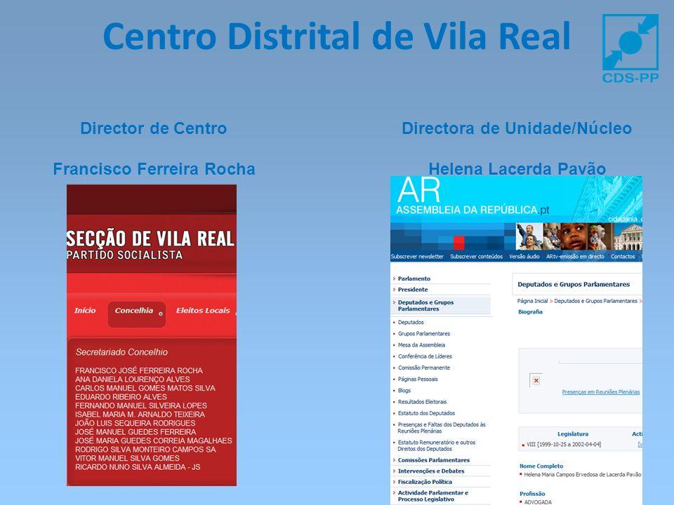 Centro Distrital de Vila Real