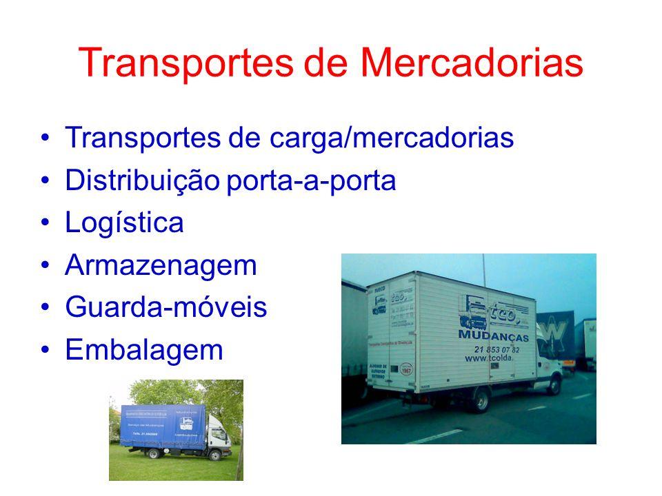 Transportes de Mercadorias