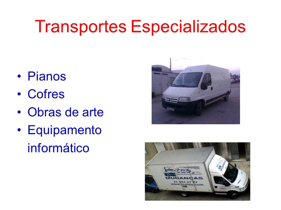 Transportes Especializados