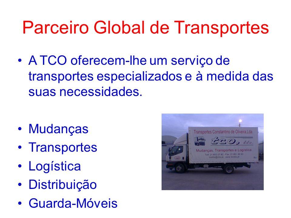 Parceiro Global de Transportes