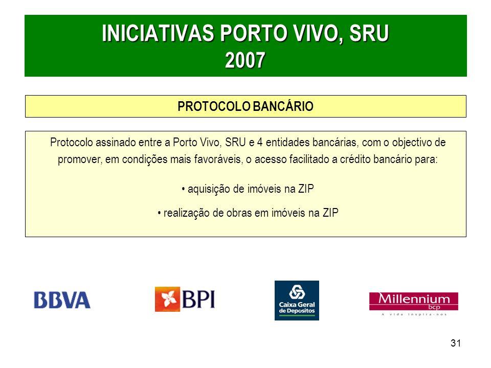 INICIATIVAS PORTO VIVO, SRU 2007