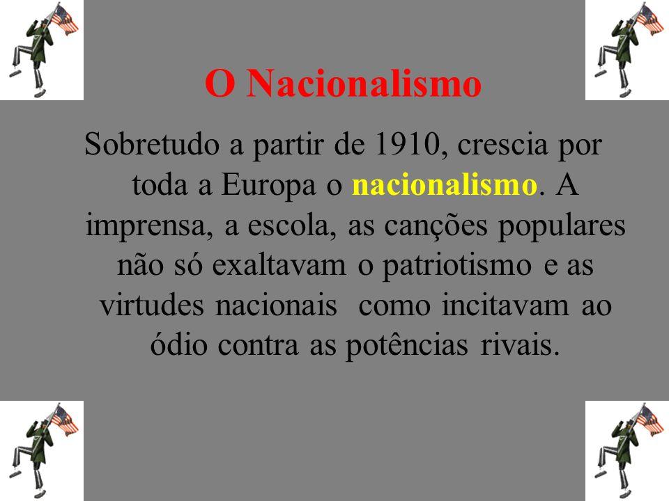 O Nacionalismo