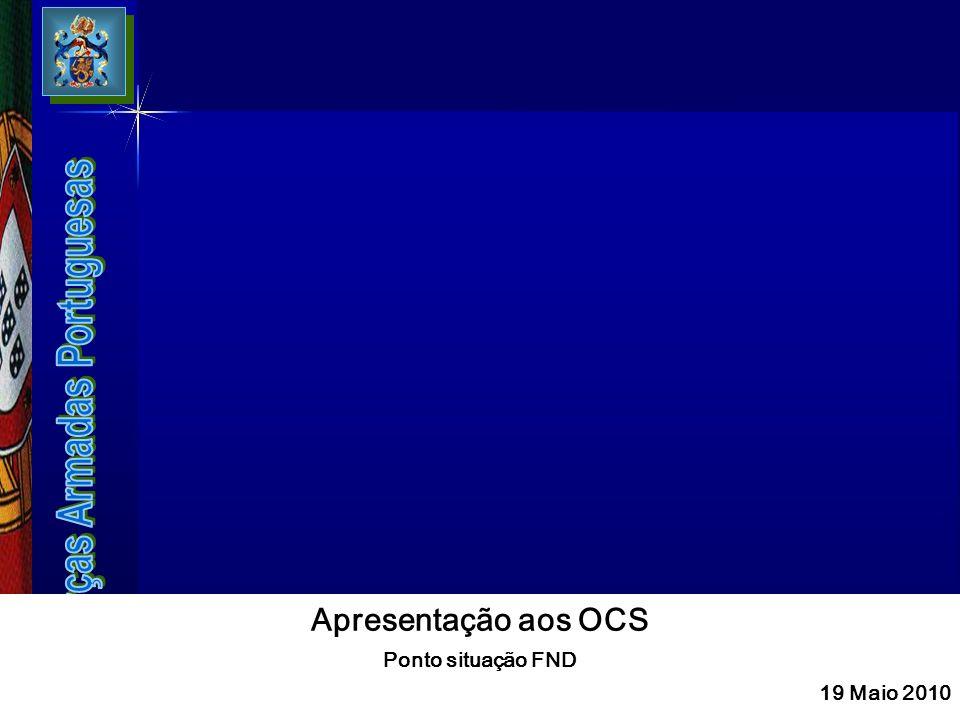 Apresentação aos OCS Confª Imprensa OCS 19Mai10 Apresentação
