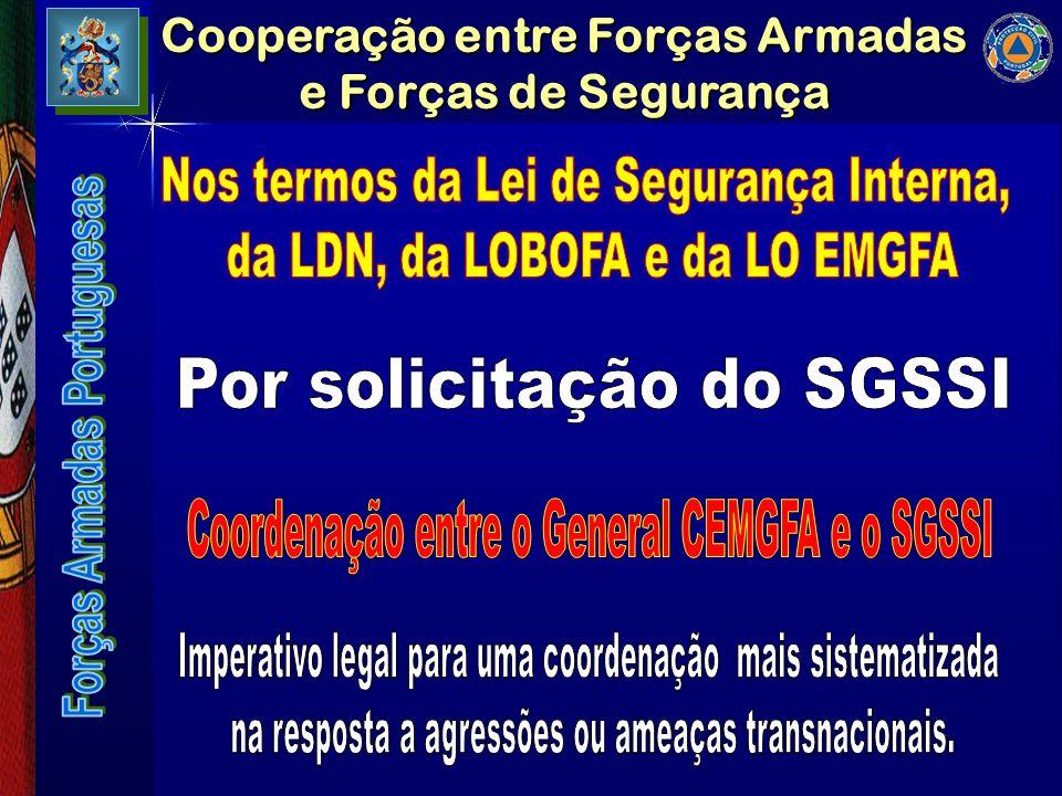 Cooperação entre Forças Armadas