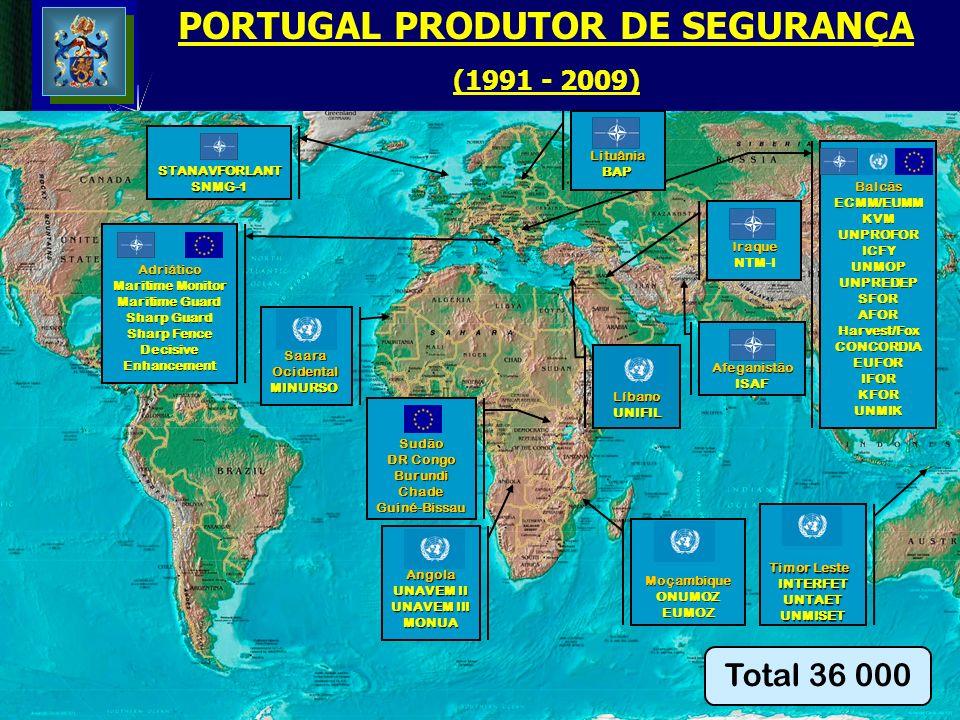 PORTUGAL PRODUTOR DE SEGURANÇA