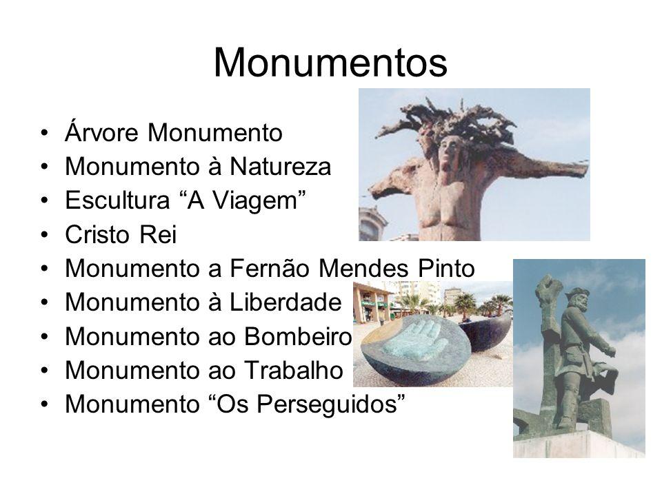 Monumentos Árvore Monumento Monumento à Natureza Escultura A Viagem