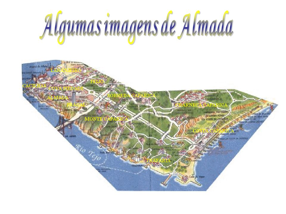Algumas imagens de Almada