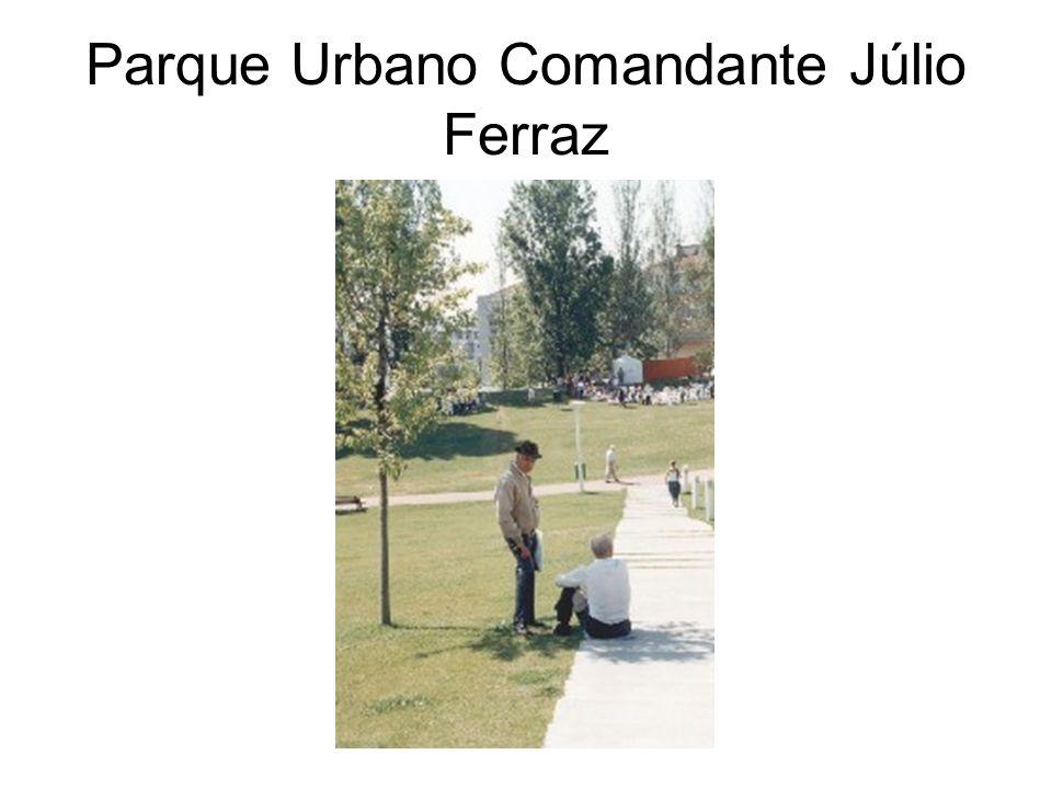 Parque Urbano Comandante Júlio Ferraz