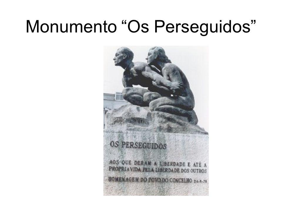 Monumento Os Perseguidos