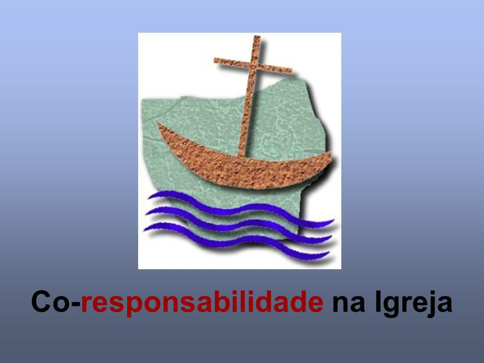 Co-responsabilidade na Igreja