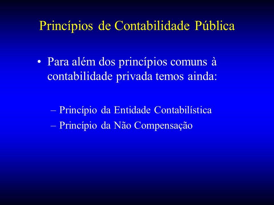 Princípios de Contabilidade Pública
