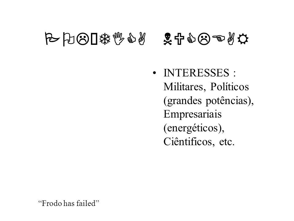 POLÍTICA NUCLEAR INTERESSES : Militares, Políticos (grandes potências), Empresariais (energéticos), Ciêntificos, etc.