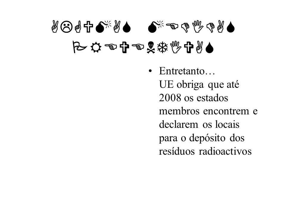 ALGUMAS MEDIDAS PREVENTIVAS