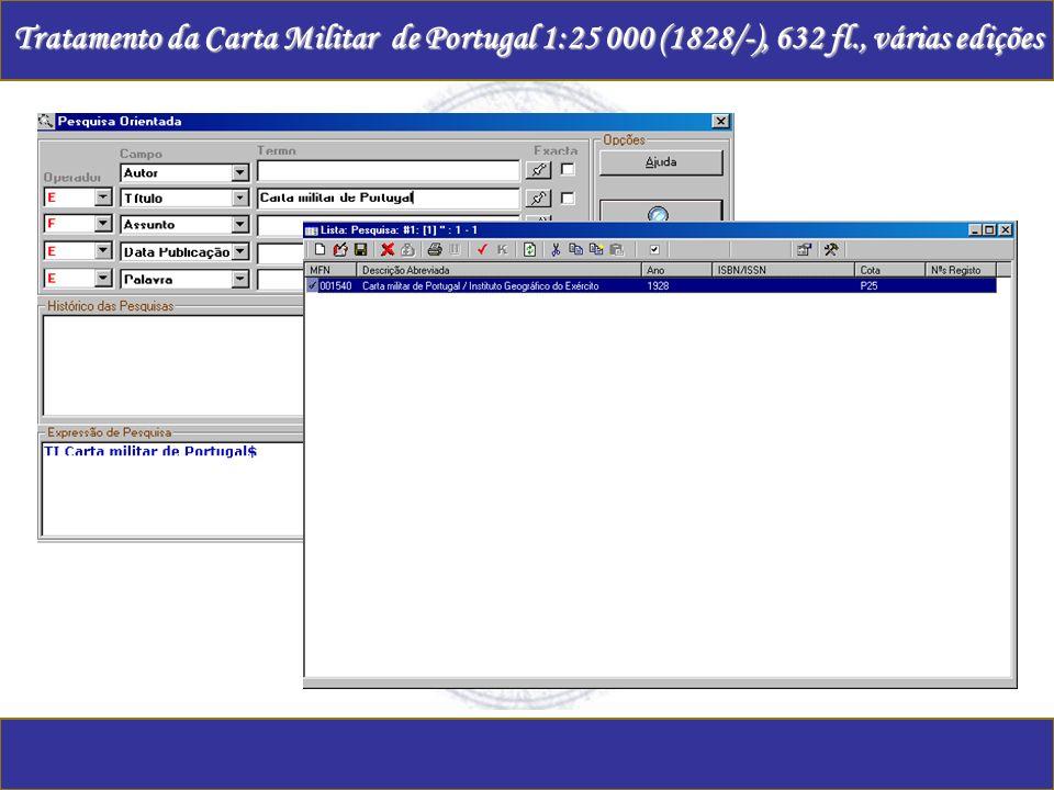 Tratamento da Carta Militar de Portugal 1:25 000 (1828/-), 632 fl