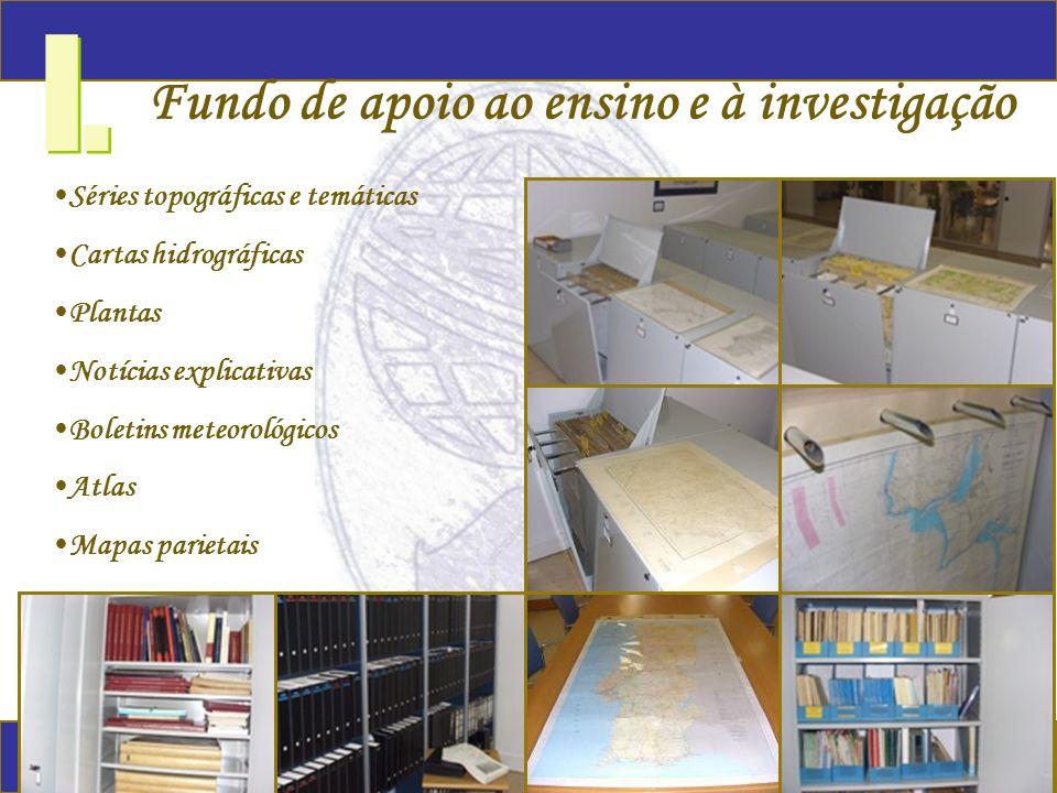 Fundo de apoio ao ensino e à investigação