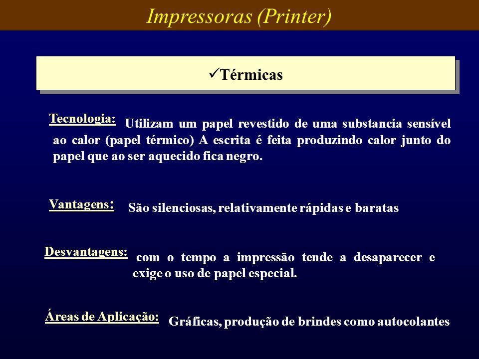 Impressoras (Printer)