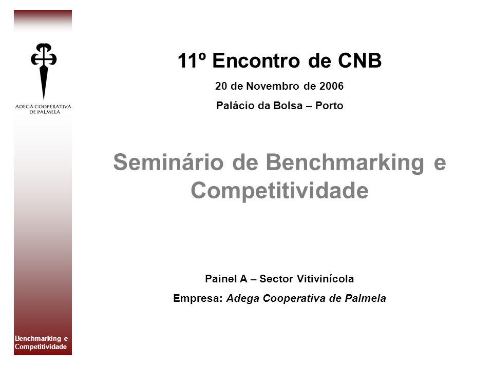 Seminário de Benchmarking e Competitividade