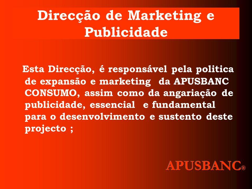 Direcção de Marketing e Publicidade
