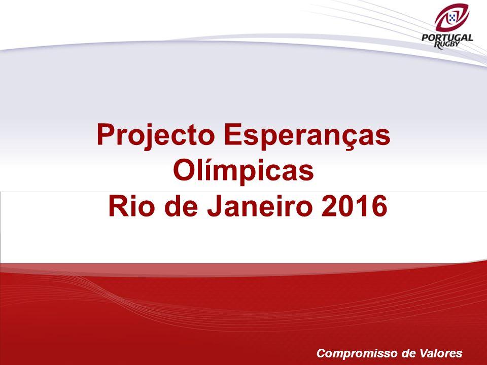 Projecto Esperanças Olímpicas Rio de Janeiro 2016