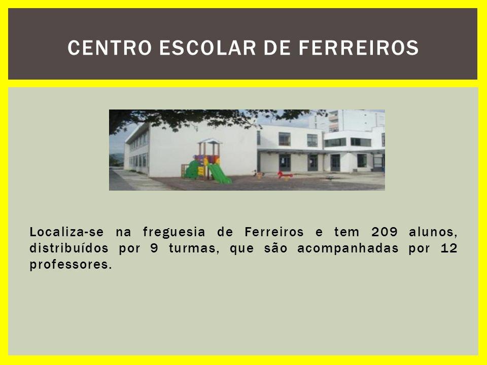 Centro Escolar de Ferreiros