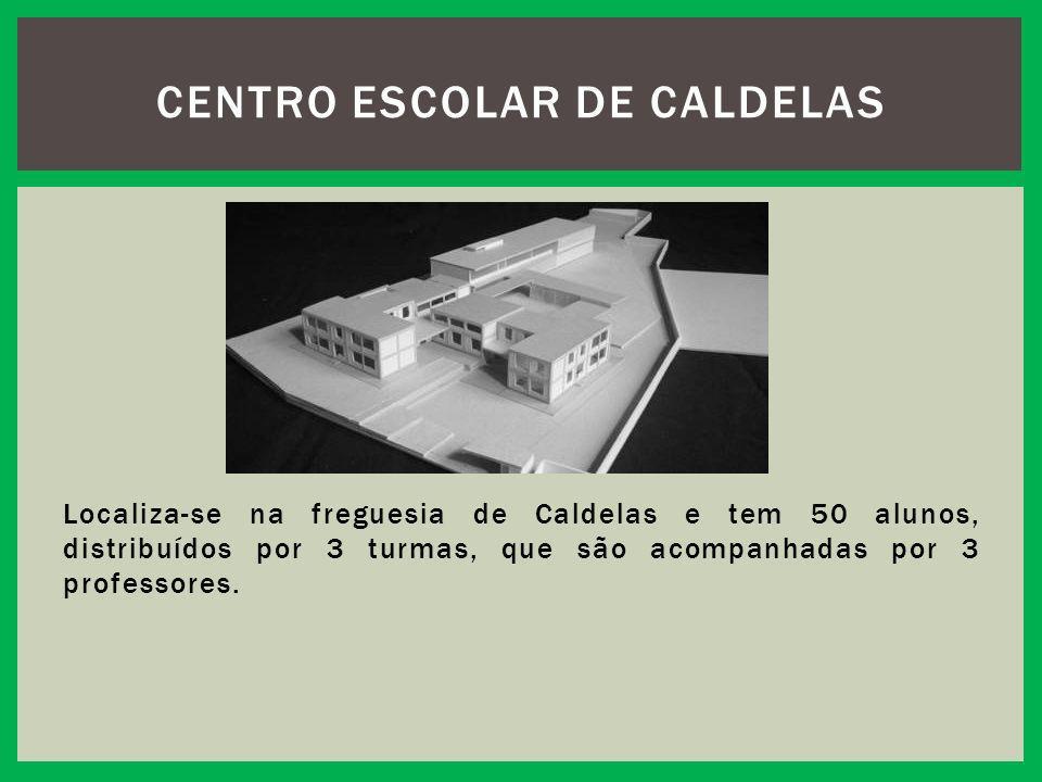 Centro Escolar de Caldelas
