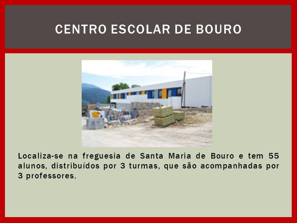 Centro Escolar de Bouro