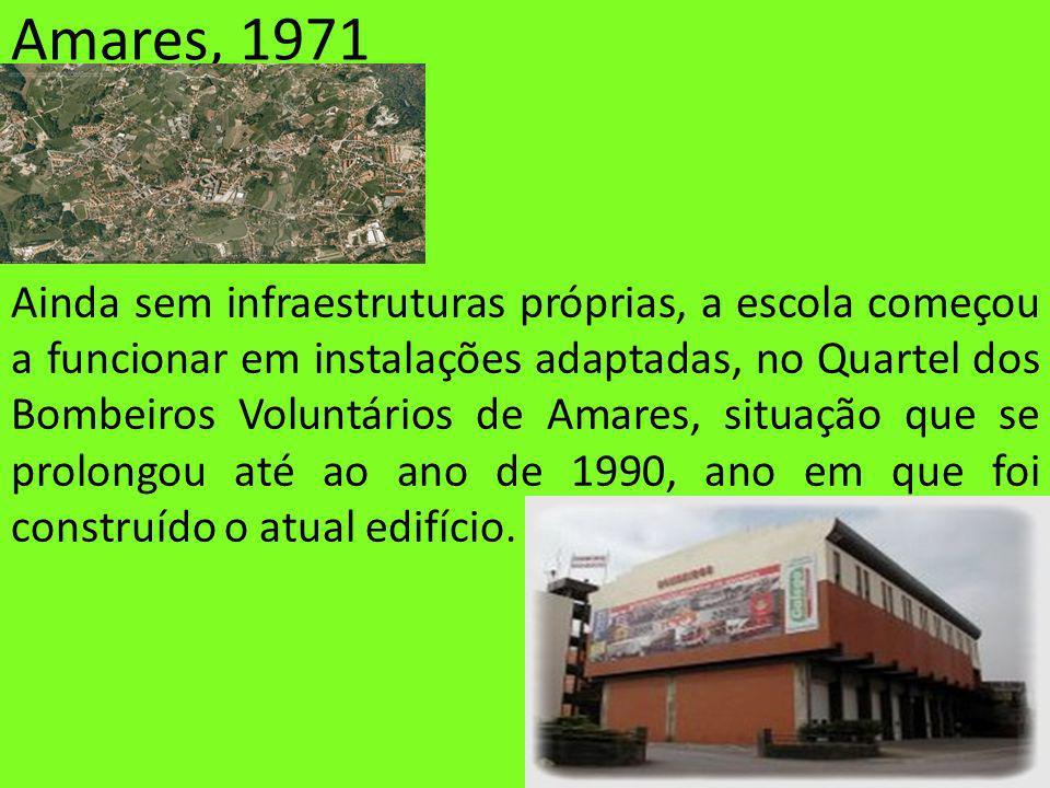 Amares, 1971