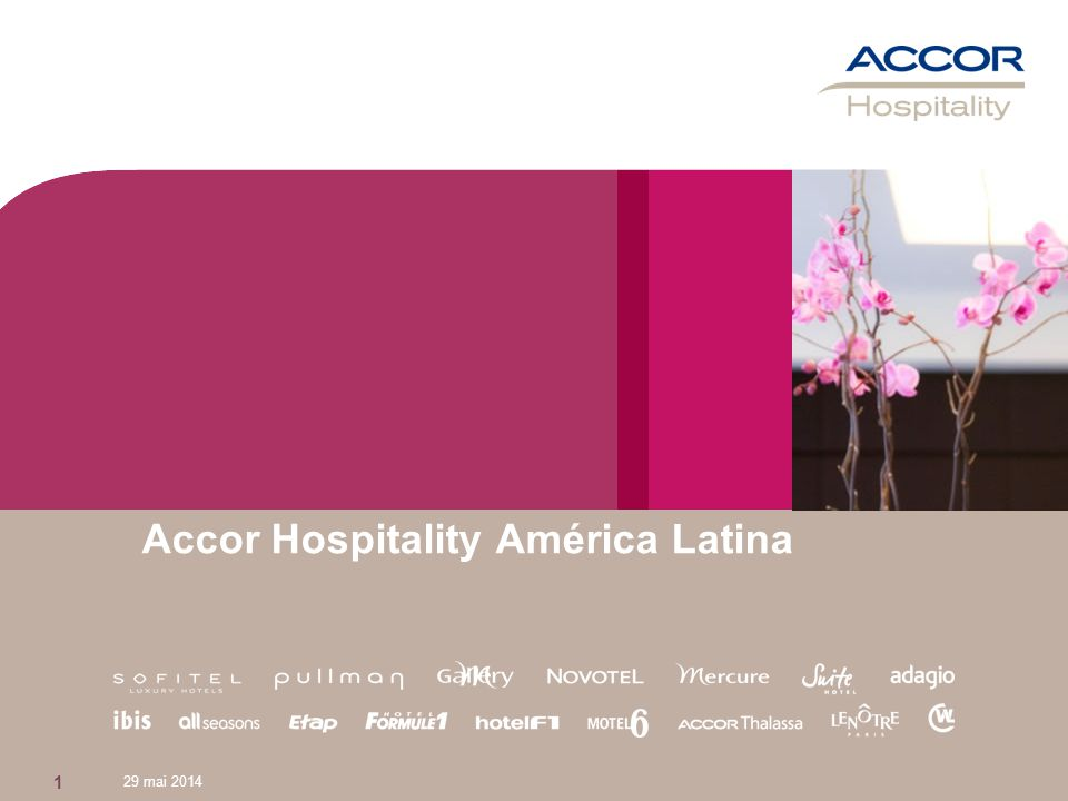 Accor Hospitality América Latina