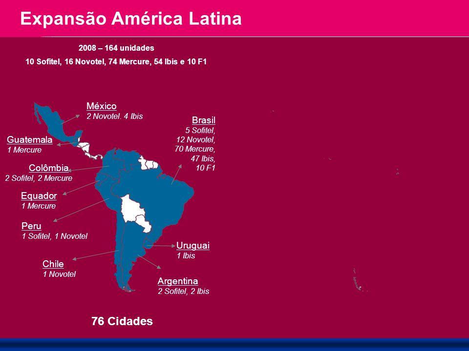 Expansão América Latina