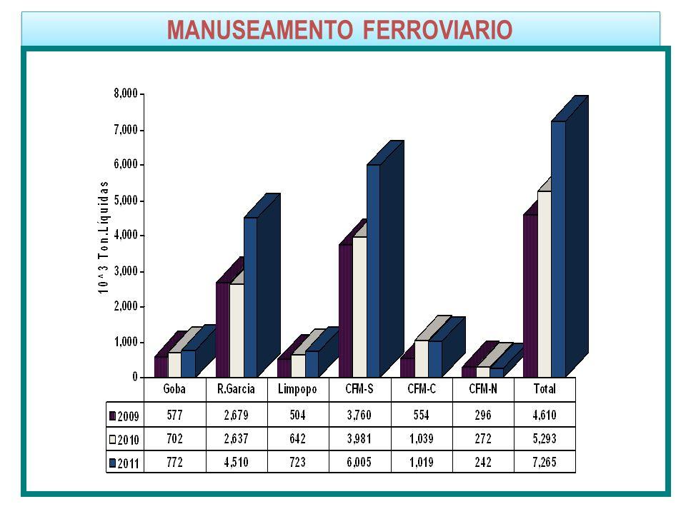 MANUSEAMENTO FERROVIARIO