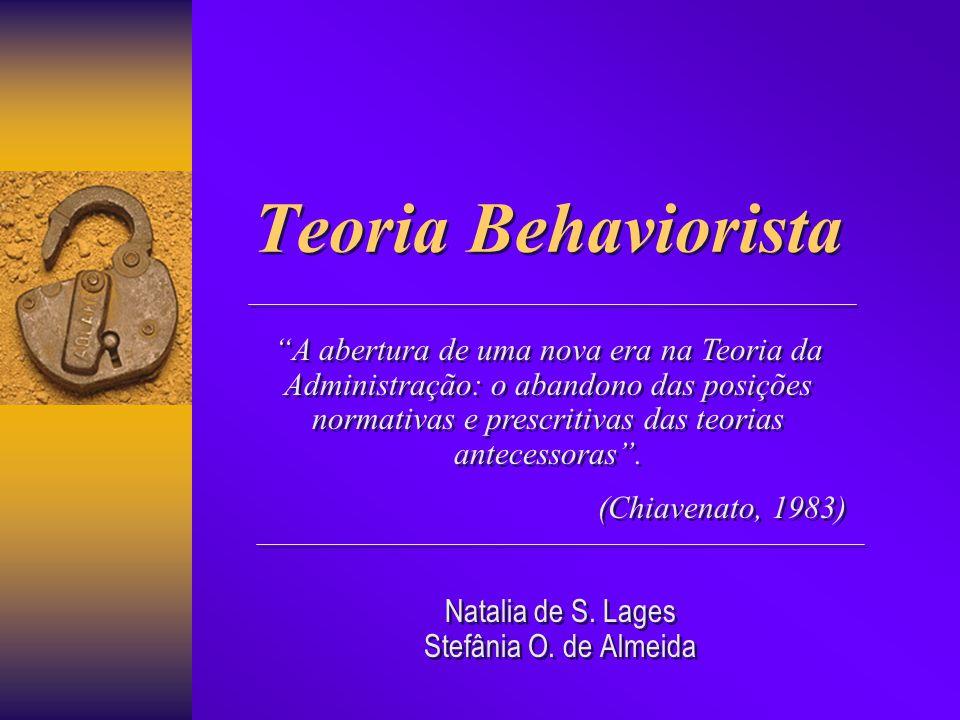 Natalia de S. Lages Stefânia O. de Almeida