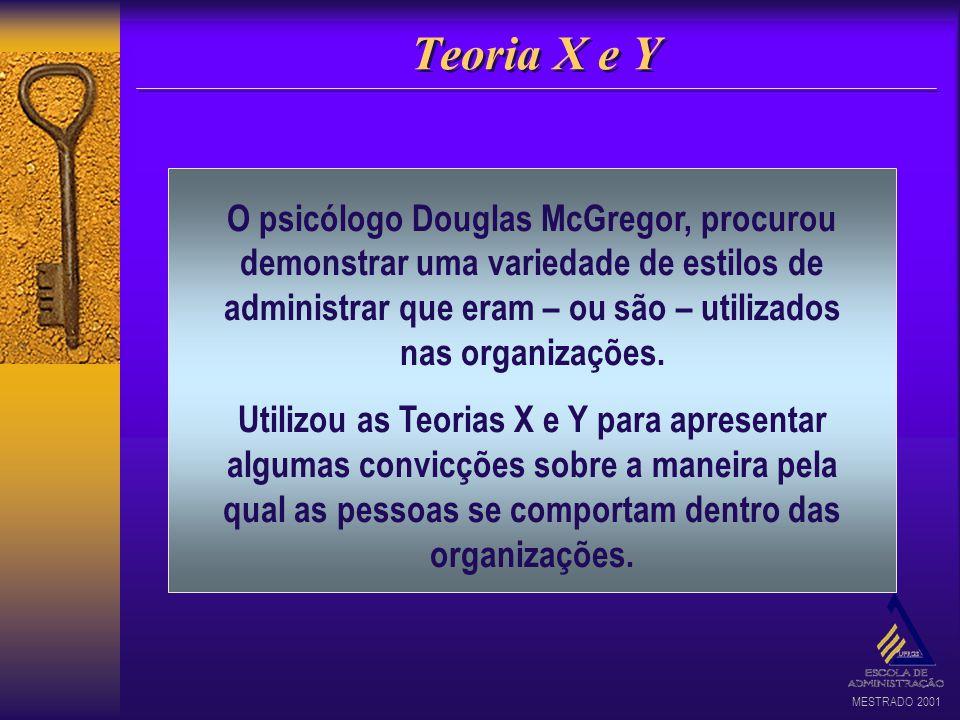 Teoria X e Y