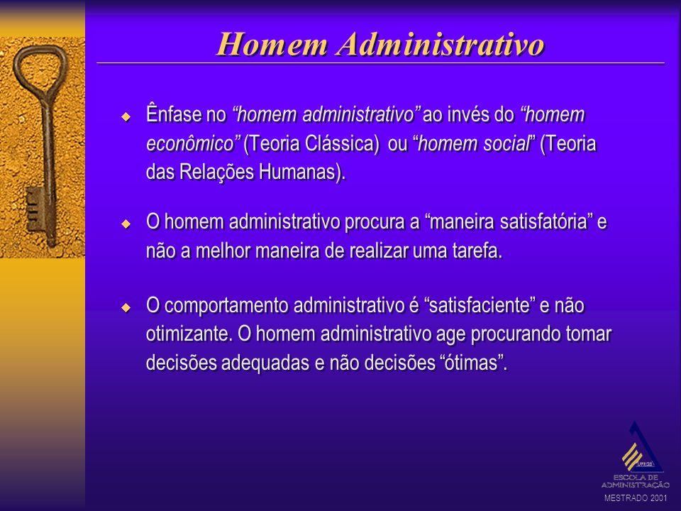 Homem Administrativo