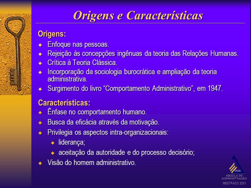 Origens e Características
