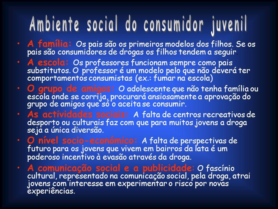 Ambiente social do consumidor juvenil